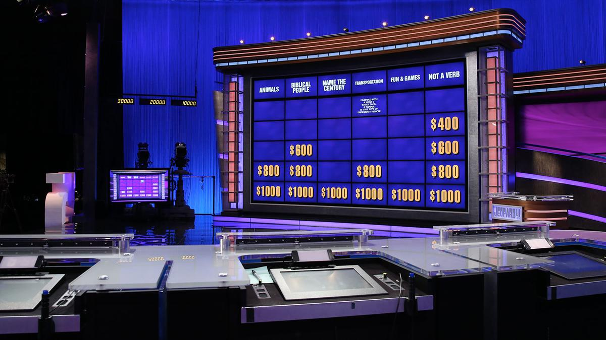 7 Things You Don T See On The Jeopardy Set J Buzz