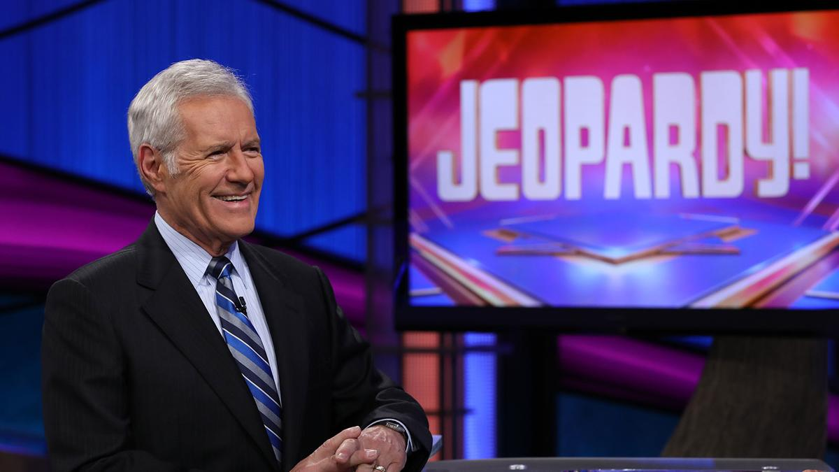 Image result for alex trebek