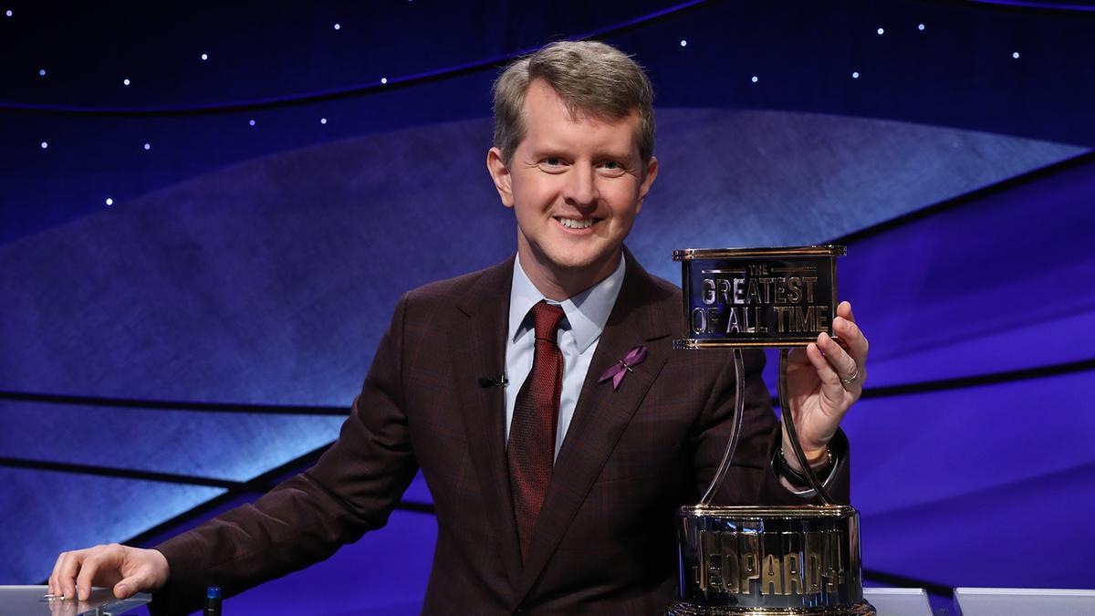 Ken Jennings: Official Jeopardy! Guy   J!Buzz   Jeopardy.com