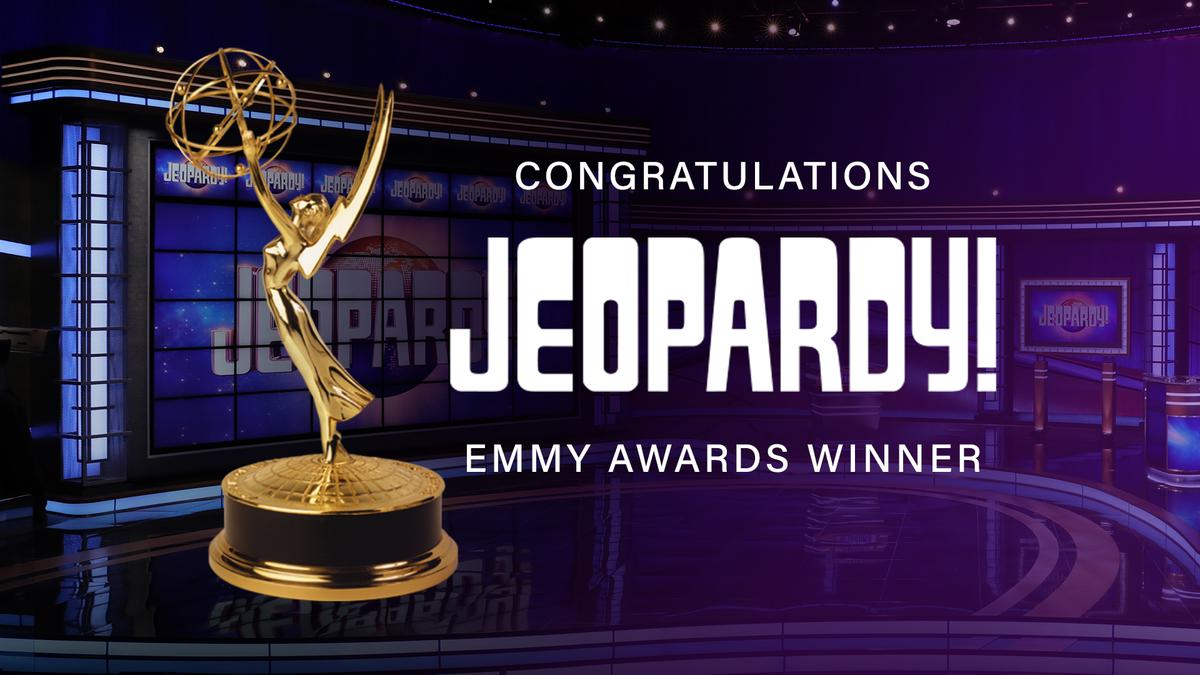 Jeopardy! Wins at 2021 Daytime Emmy Awards | J!Buzz ...