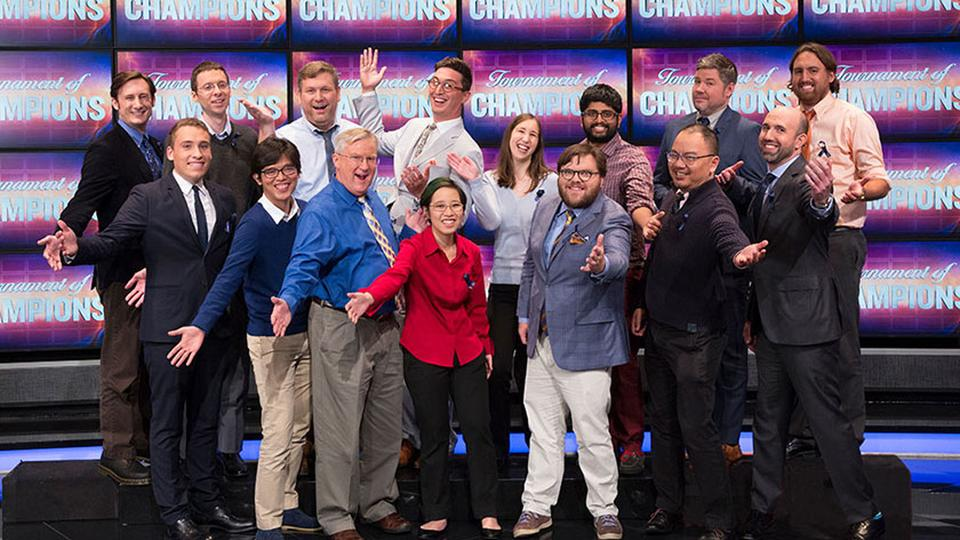 Jeopardy! Tournament of Champions 2017