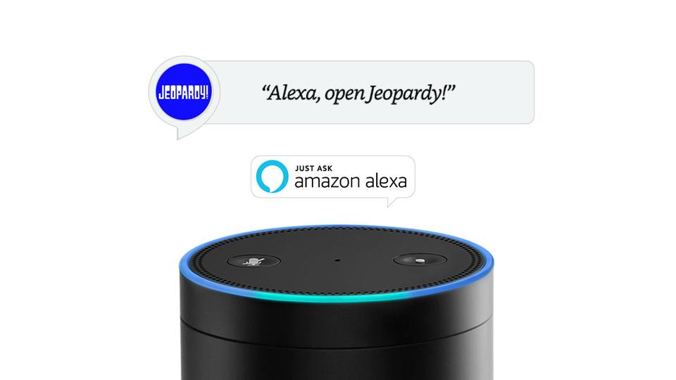 """Alexa, open Jeopardy!"""
