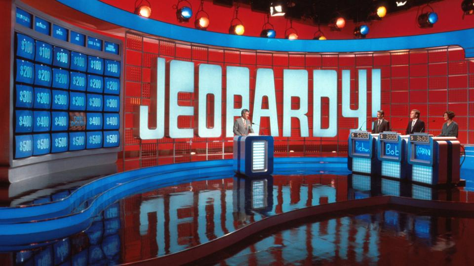 Jeopardy! Video Conference and Zoom Backgrounds | J!Buzz ...