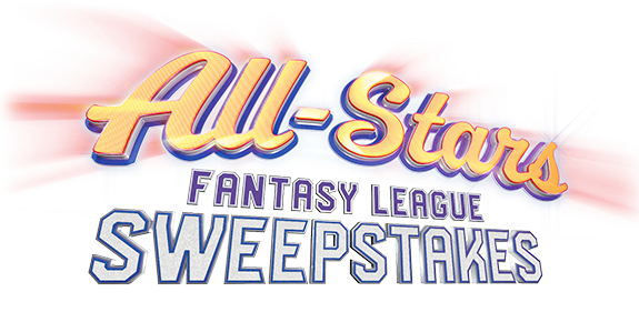 All-Stars Fantasy League Sweepstakes