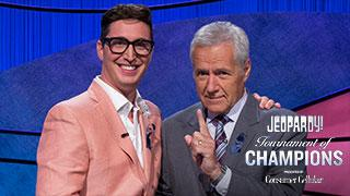 Jeopardy! Tournament of Champions Presented by Consumer Cellular