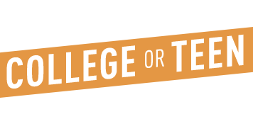 Interested in College or Teen Tests?